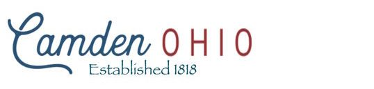 Logo for Camden Ohio
