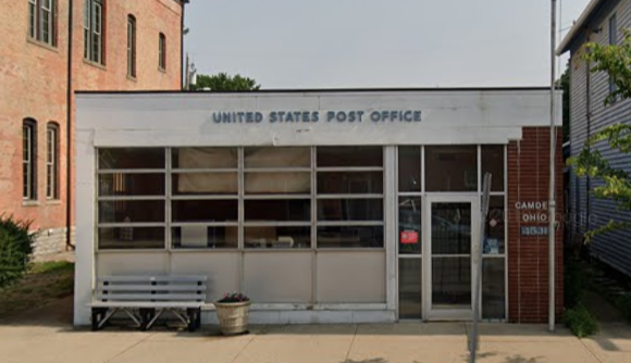 Thumbnail for the U.S. Post Office page.