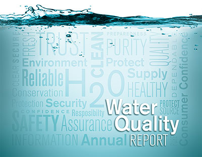 Thumbnail for the post titled: Annual Consumer Confidence Water Quality Reports (CCR)