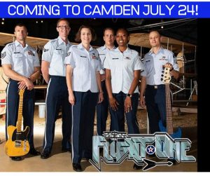 Flight One Concert (US Air Force Band of Flight group) @ Location TBD - check back